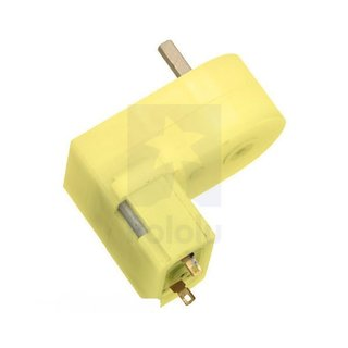 Pololu 180:1 Mini plastic gear motor, 3mm offset, D-shaft output, 80U/min, 80mA, 4,5V