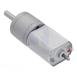 Pololu 156:1 Metal gear motor 6V with extended motor...