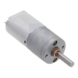 Pololu 25:1 Metal gear motor 6V with extended motor...