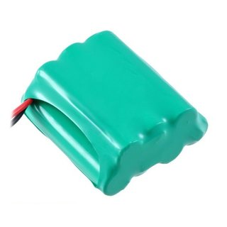 Pololu - rechargeable NiMH battery pack: 8.4 V, 900 mAh, 4+3 AAA cells, JR connector