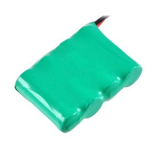 Pololu - Rechargeable NiMH battery pack: 4.8 V, 350 mAh, 4x1 2/3 AAA cells, JR connector