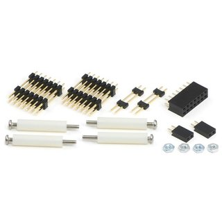 Pololu - 3pi Hardware Expansion Kit (without PCB) without cutouts