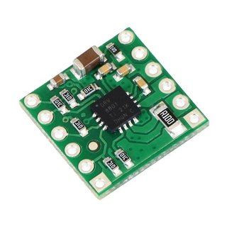 Pololu DRV8801 Single Motor Driver Carrier 1.A. Texas Instruments Motor Driver Breakout Board TI
