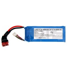 Robotis LIPO 11.1V battery pack 1800mAh LBS-012 for...