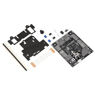 Shield for Zumo robot with Arduino control v1 2 integrated DRV8835 dual  motor driver and 3-axis acceleration sensor LSM303D