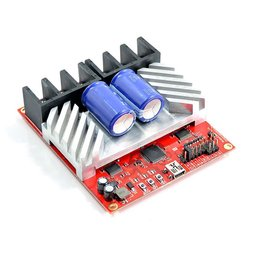 RoboClaw 2x60A motor control with USB connection with 3...