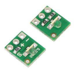 Pololu - QTR-L-1A Reflection Sensor 5V (Pack of 2) 17mA...