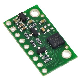 Pololu - L3GD20 3-axis gyroboard with voltage regulator, breakout board for tri-axis gyroscope ST L3GD20