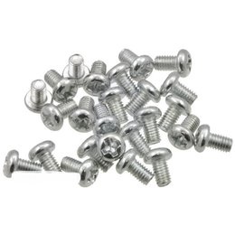 Pololu machine screw: M3, 5mm length, Phillips pan-head...