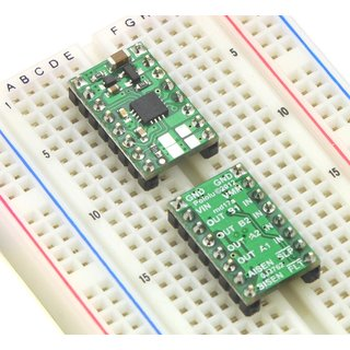 Pololu DRV8833 Dual Motor Driver Carrier 1.2A Breakout Board Texas Instruments TI H-Bridge Motor