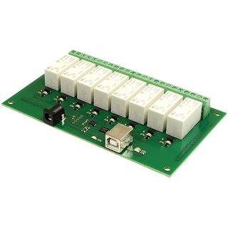 Power, batteries, relays