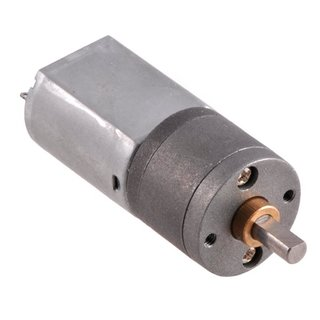 Pololu 73:1 Metal gear motor (short output shaft) 180U/min, 250mA, 3,2A, gear motor for RC applications