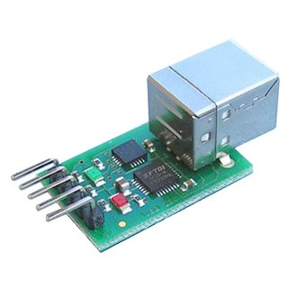 Devantech USB to I2C interface module based on FTDI chip interface to any 12C device with host support 5V 4.7k resistor
