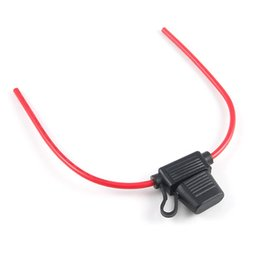 Phidgets Inc - Car Fuse Holder with Cable for currents up...