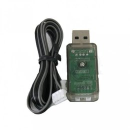 Robotis USB-Downloader LN-101_INT to download programs...