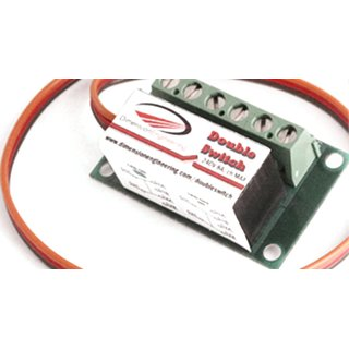 Dimension Engineering - DoubleSwitch Funkgesteuertes Dual 8A Relais