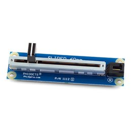 Phidget linear potentiometer, slider, ideal for user...