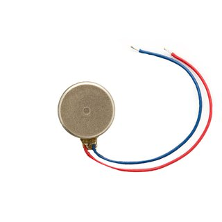 Pololu Wellenloser Vibrationsmotor in Knopfform, 10 x 3.4mm, 0,75 g Amplitude, 60mA
