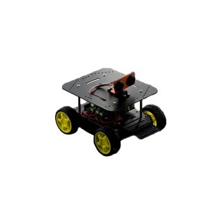 DFRobot - Pirate: 4WD Arduino Mobile Robot Kit with Bluetooth 4.0 Learning Robot Kit for Robot Class K-12 and STEM Training
