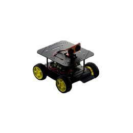 DFRobot - Pirate: 4WD Arduino Mobiles Roboter-Kit mit...