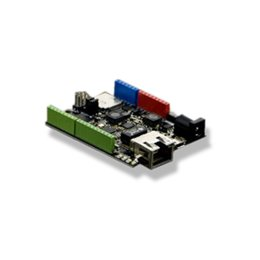 DFRobot - W5500 TCP/IP Embedded Ethernet-Chip mit POE IOT...
