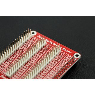 DFRobot - GPIO Triple expansion board for Raspberry Pi for more connectors and breakout boards