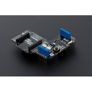 Xbee Shield for wireless sensor networks such as WLAN, Bluetooth 2 0 / 4 0  and Zigbee, connection of 3 3V communication module to 5V system from