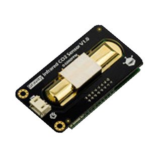 DFRobot Gravity: Analog infrared CO2 sensor for Arduino (0~5000 ppm) waterproof, 150mA @ 5V , life time more than 5 years