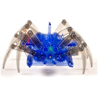 Spider Robot Spider-Robot to build yourself Do It Yourself Spider-Robot with 8 legs DIY Robotics-Kit for children from 8 years on