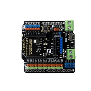 Gravity:IO Expansion shield for Arduino V7.1 Robotics Prototyping Color code for sensors and actuators
