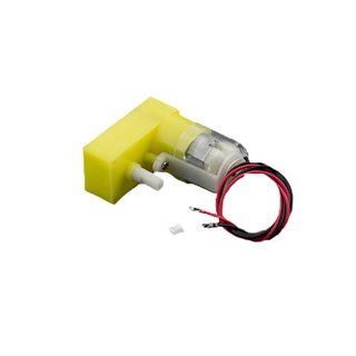 DF Robot TT geared motor with rear shaft (160 rpm 6V L-shape) TT motor series suitable for mobile robots