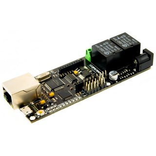 DFRobot Xboard Relay - Ethernet controlled relay, compatible with Arduino Lendardo, control and monitoring via Internet