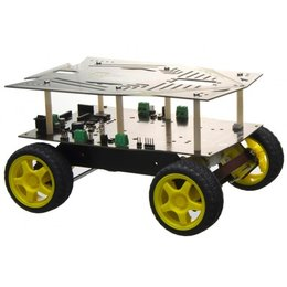 DFRobot - Cherokey: Mobile 4WD Arduino robot for mobile...