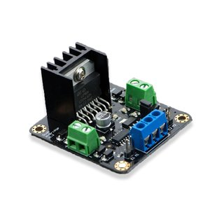 MD1.3 2A Dual motor controller Dual motor controller with L298N motor driver chip for direct drive of 2 bidirectional DC motors