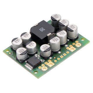 Pololu - Step-Down Voltage Regulator D24V150F12, 12V & 15A Voltage Regulator, Voltage Converter, Switching Regulator