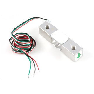 Phidgets Micro Load Cell Micro load cell 0 - 5 kg CZL635 Force absorption module with strain gauge