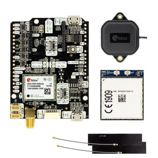 ArduSimple simpleRTK2B V3 - 4G Europe NTRIP Starter Kit